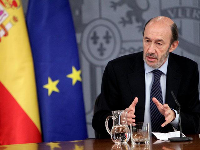 Rueda de prensa íntegra de Alfredo Pérez Rubalcaba: El Gobierno declara el estado de alarma