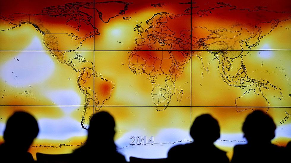 Estados Unidos se comprometió a bajar sus emisiones un 25 % en el Acuerdo de París