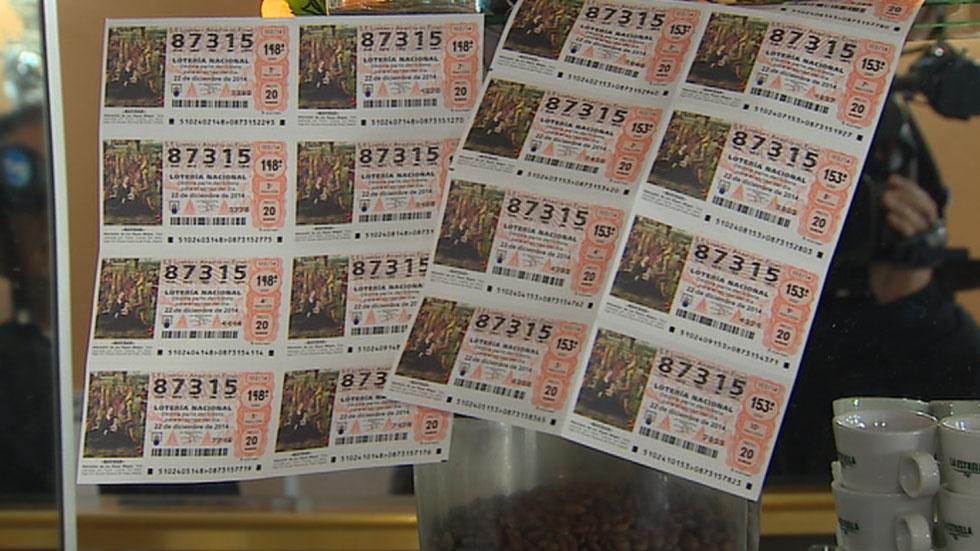 Los expertos advierten de estafas en la compra de lotería por internet