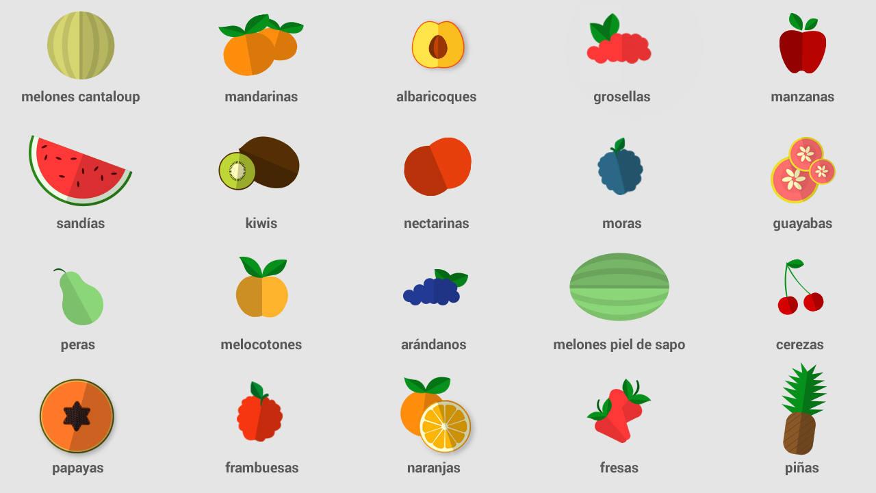 Estas son las frutas con menos azúcar: solo 10 gramos por cada 100 g