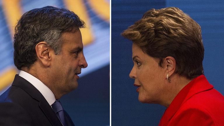 Este domingo se celebran elecciones presidenciales en Brasil