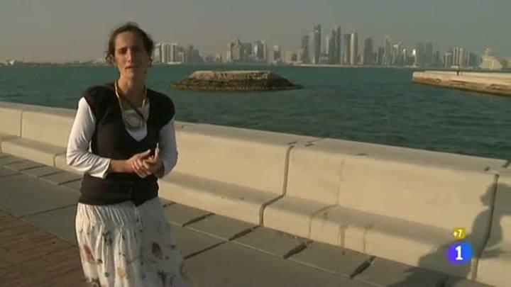 Españoles en el mundo - Catar - Raquel