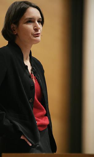 Esther Duflo en una imagen de archivo
