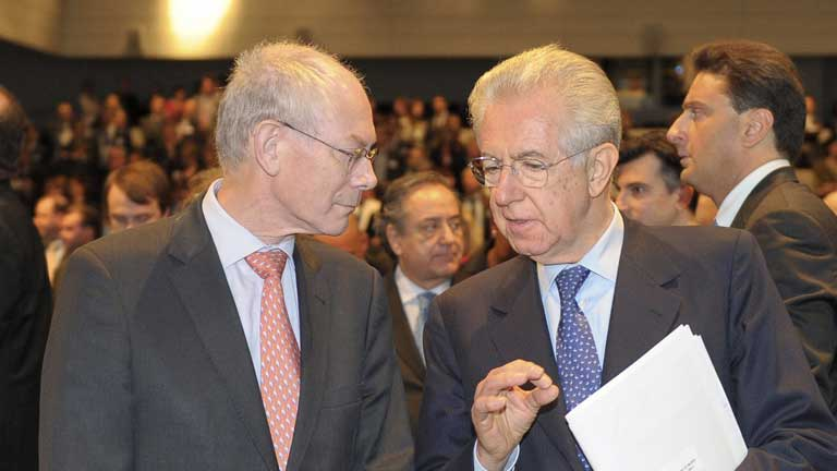 Cada vez más voces piden un cambio en la economia europea