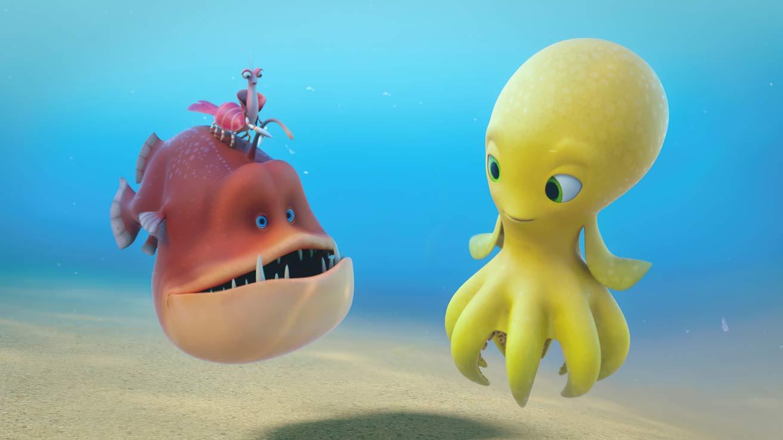Estrenamos en primicia el teaser-tráiler de 'Deep', una de las películas de animación más esperadas