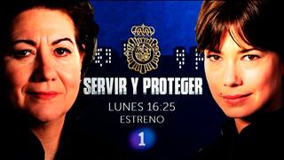 Servir y proteger - Estreno el 24 de abril a las 16.25 horas en La 1