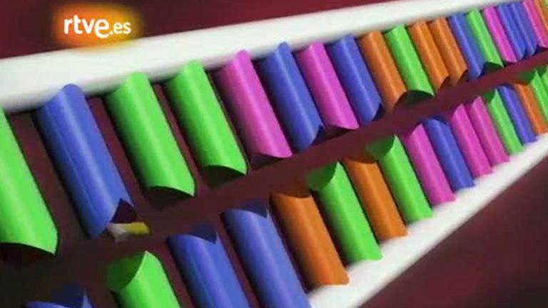 El descubrimiento de la estructura del ADN en 'Redes' (2000)