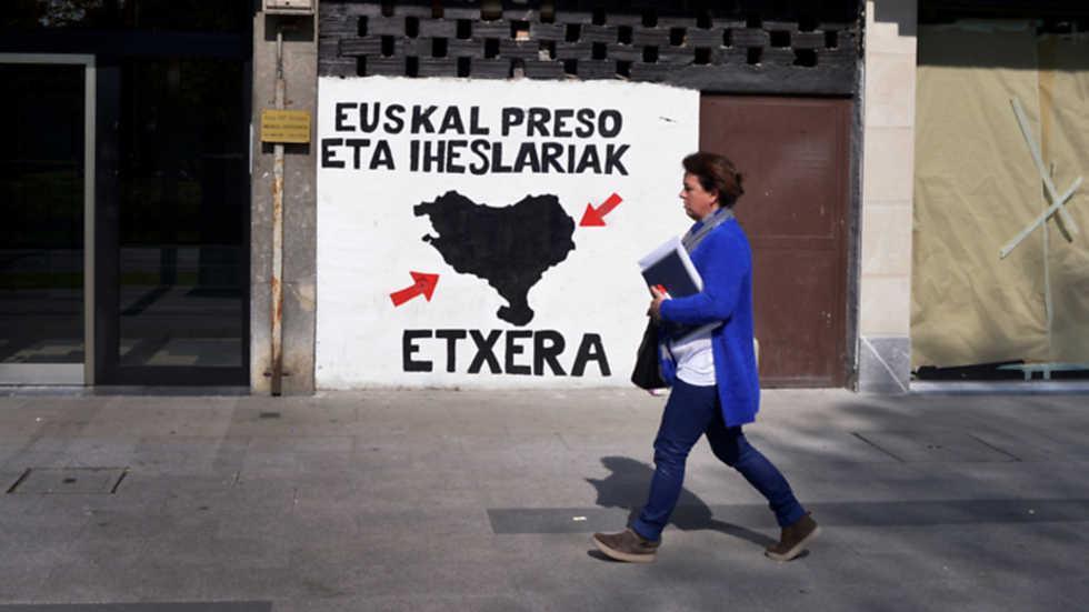 ETA: Entrega de armas