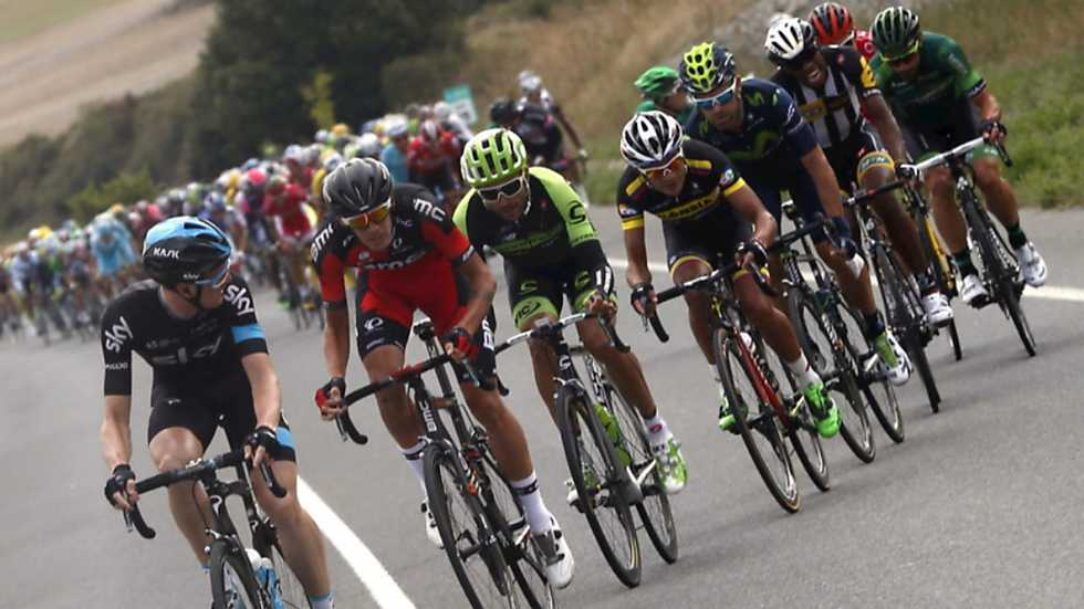 Etapa 14 - Vuelta Ciclista a España 2015: Vitoria