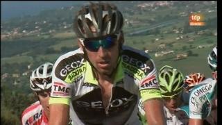 Vuelta a España. Etapa 17: Faustino V-Peña Cabarga - 07/09/11. Segunda parte