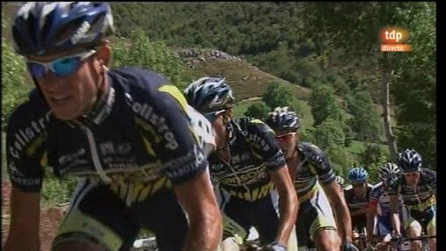 Vuelta a España. Etapa 17: Faustino V-Peña Cabarga - 07/09/11. Primera parte
