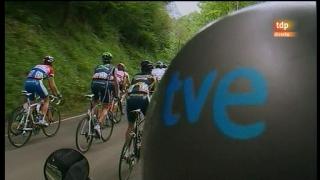 Vuelta a España. Etapa 18: Solares-Noja - 08/09/11. Primera parte