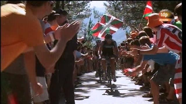 Vuelta a España. Etapa 19: Noja-Bilbao - 09/09/11. Primera parte