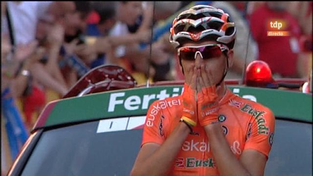 Vuelta a España. Etapa 19: Noja-Bilbao - 09/09/11. Segunda parte