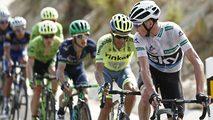 Etapa 20 - Vuelta Ciclista a España 2016: Benidorm - Alto Aitana/Escuadrón E. Aire