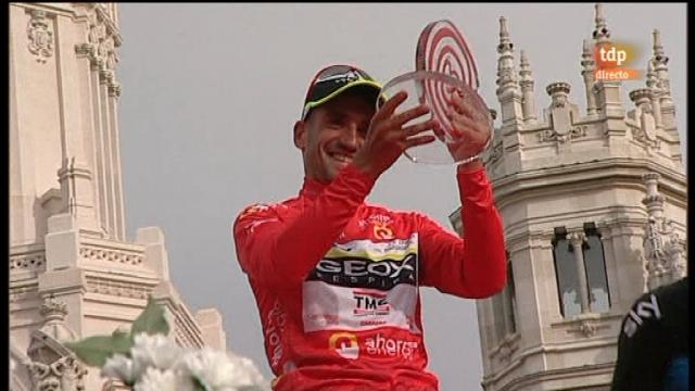Vuelta a España. Etapa 21: Circuito del Jarama-Madrid - 11/09/11