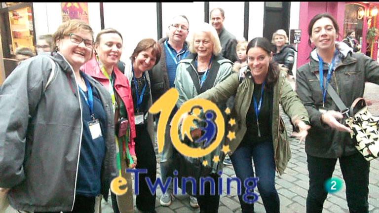 La Aventura del Saber. eTwinning. 10 Aniversario