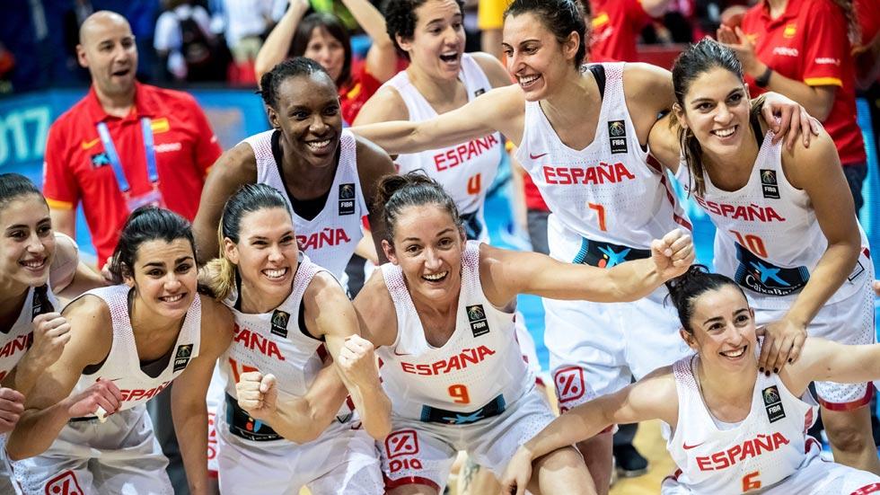 Eurobasket femenino | España llega a una nueva final tras un soberbio partido ante Bélgica