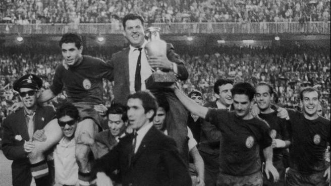 Eurocopa 1964: España se corona en casa