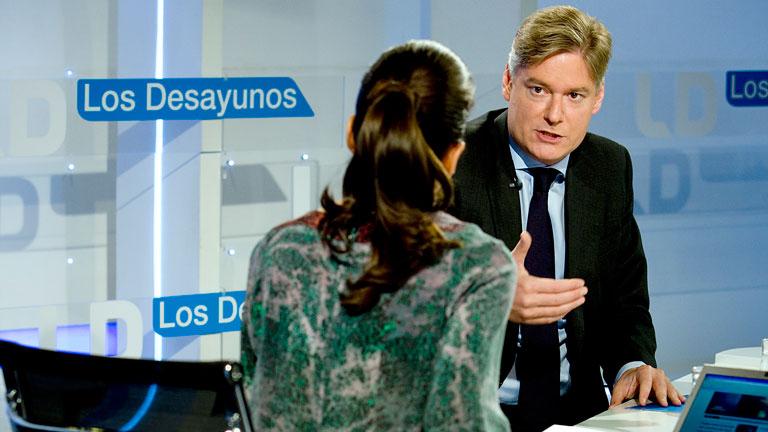 """El eurodiputado López Istúriz, seguro de que Europa dará """"luz verde"""" a las ayudas a la banca"""