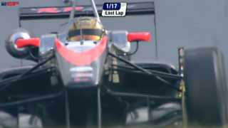 Automovilismo - Eurofórmula Open. 1ª carrera, desde Montmeló