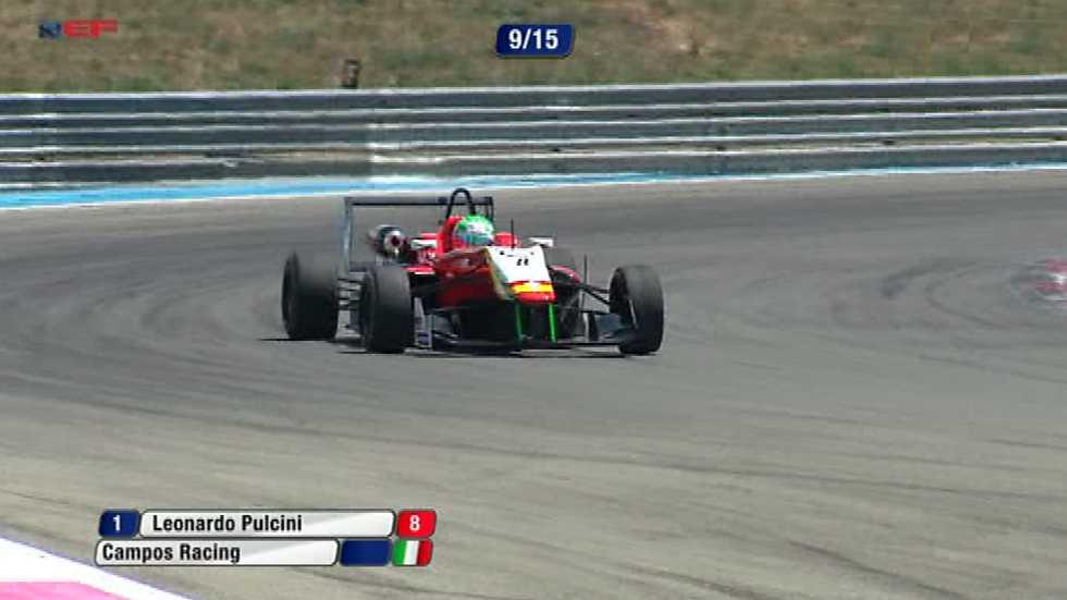 Automovilismo - Eurofórmula Open 2ª carrera