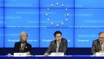 Ir al VideoEl Eurogrupo empieza a debatir propuestas para flexibilizar el cumplimiento del déficit