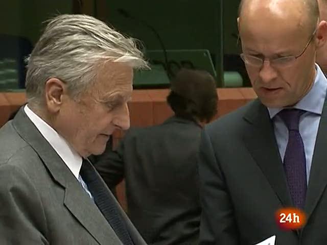 El eurogrupo no llega a un acuerdo para desatascar el segundo plan de rescate a Grecia
