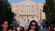 """Ir al VideoEl Eurogrupo se reunirá el viernes para tomar la """"decisión política"""" sobre el tercer rescate a Grecia"""