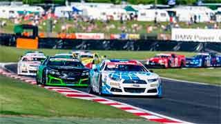 EuroNASCAR 2017. Brands Hatch. Elite 1. Resumen