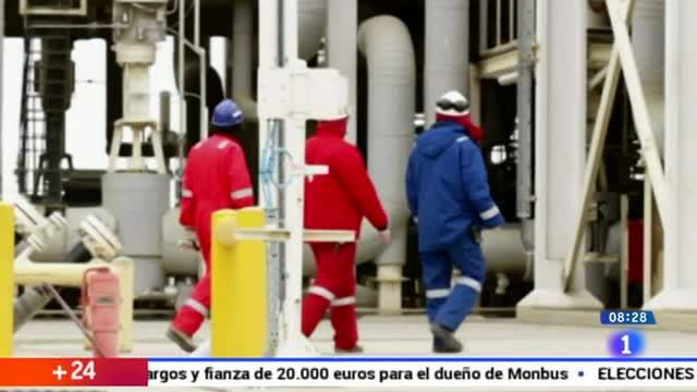 Europa 2015 - Reportaje - Redes energéticas europeas - 20/03/2015