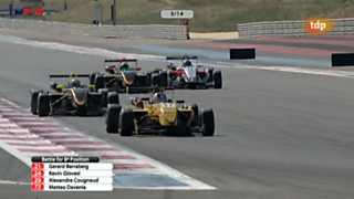Automovilismo - European F3 - 1ª carrera desde Paul Ricard