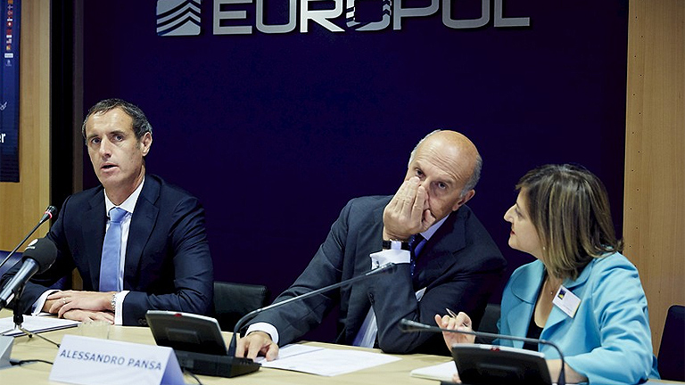Europol detiene a más de 1.000 personas en la mayor operación contra el crimen organizado