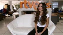 Mirela nos habla de su candidatura para Objetivo Eurovisión