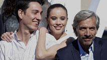 Ir al Video'Eva no duerme' y 'Amama', a competición en San Sebastián