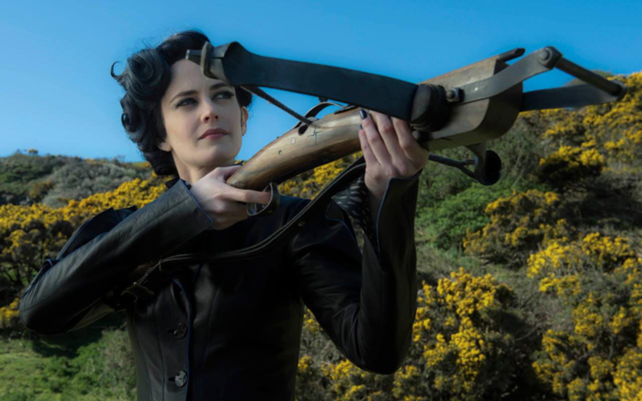 Eva Green deslumbra como Miss Peregrine
