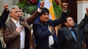 Evo Morales expropia la filial de Red Eléctrica Española en Bolivia