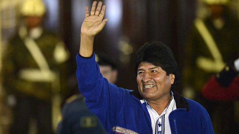 Morales gana las presidenciales y afronta su tercer mandato en Bolivia
