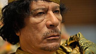 Documaster - La evolución del mal: Gaddafi, el perro rabioso de Oriente Medio