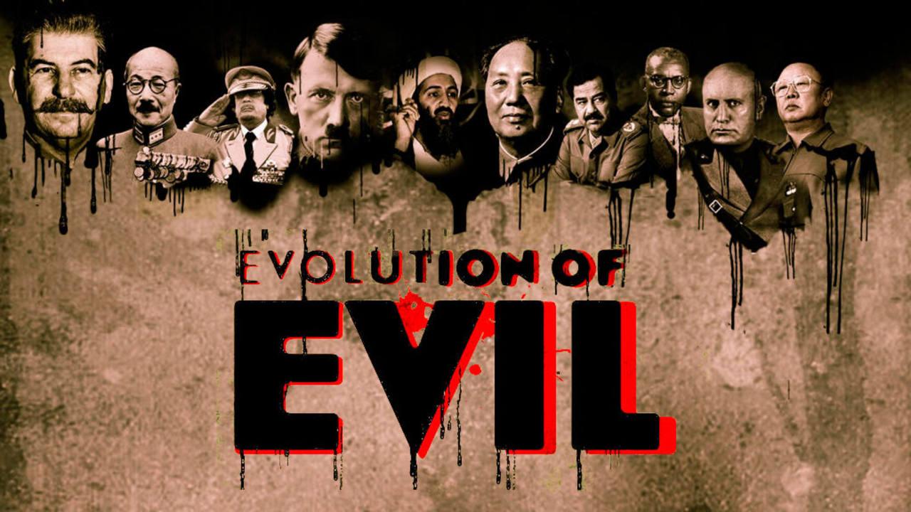 'La evolución del mal'