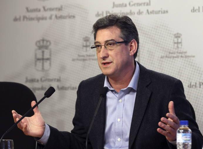 El exdiputado autonómico de UPyD en Asturias, Ignacio Prendes, ahora candidato en la lista de Ciudadanos.