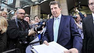 """El exdirector de Barclays """"no sabía"""" que sus empleados manipulaban el líbor"""