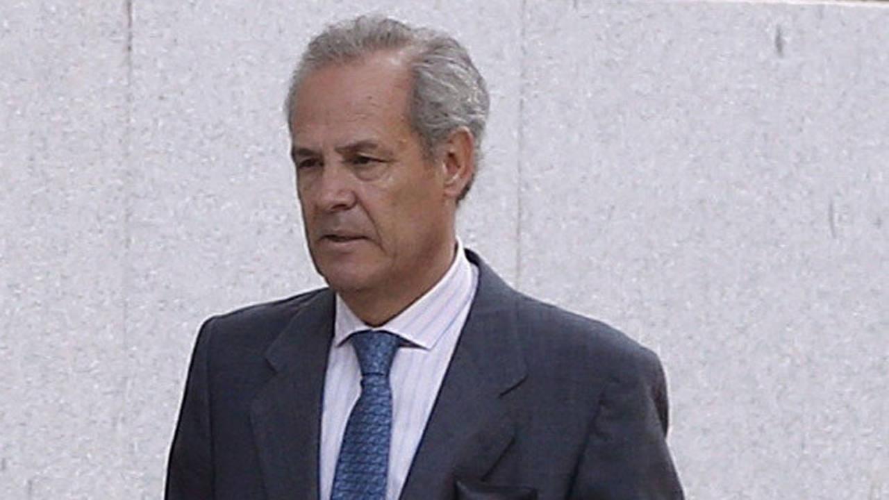 El exdirector general de supervisión del Banco de España, Jerónimo Martínez Tello