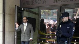 Ver vídeo  'El exdirector de la televisión valenciana declara sobre varias adjudicaciones a la trama Gürtel'