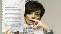 Ir al VideoLa exdirectora de Hacienda de Navarra ratifica sus acusaciones de injerencia