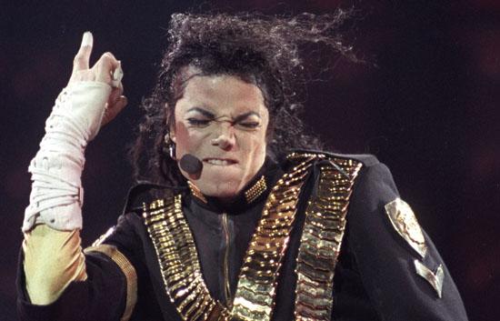 Los grandes éxitos de Jackson en cuatro minutos