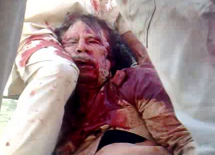 Guerra contra Gadafi