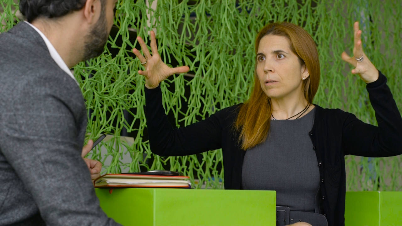 La experta en inteligencia artificial Nuria Oliver