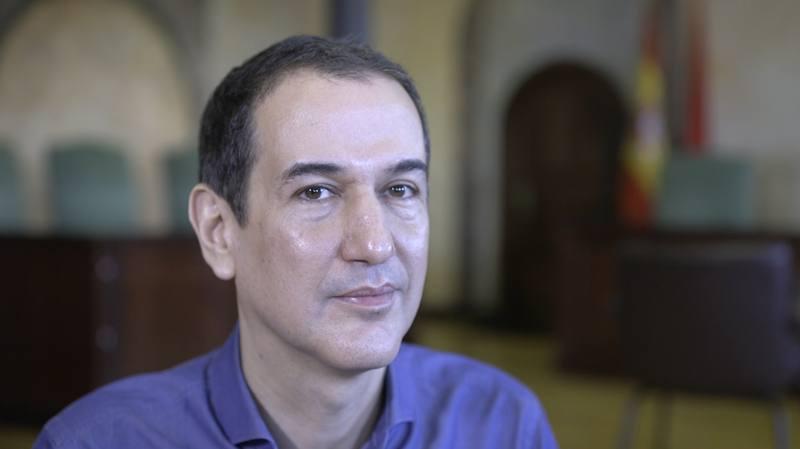 Nos explicó Roberto Santiago que el trabajo de documentación ha sido arduo
