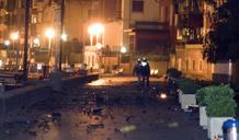 Explota una furgoneta-bomba en Getxo